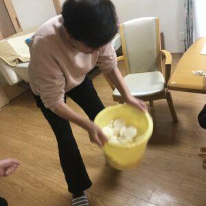 予行練習(^^;)