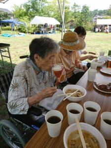鳴和台町会夏祭り