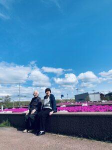 芝桜!見頃です!!