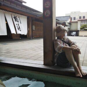 和倉温泉総湯なう